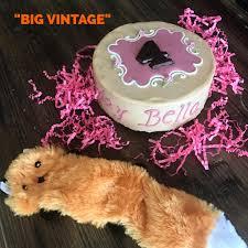 big dog birthday cake u2013 okra u0026 molly