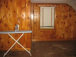 Wood Wall Paneling by Staging Decorating On The Cheap Paneling Ugh