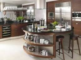 round island kitchen modern round kitchen island interesting ideas kitchen decorating