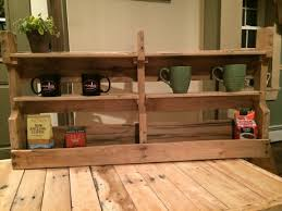 ideas wood rustic shelf u2014 the homy design