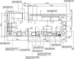 free kitchen floor plans industrial kitchen design layout conexaowebmix