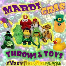 mardi gras throws novelty throws and toys are great for mardi gras parades