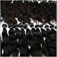 d2 impex wholesale human indian hair manufacturers