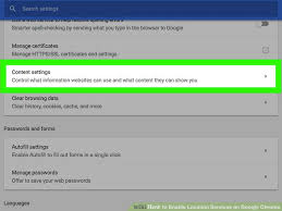 enable location services android 3 ways to enable location services on chrome wikihow