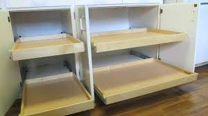 kitchen cabinet drawer guides diy drawer slides salmaun me