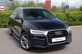 Audi Q5 8040 - used audi q3 s line plus 2017 cars for sale motors co uk