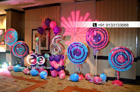 theme decorations aicaevents candy theme decorations at hyderabad