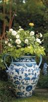 Outdoor Pots And Planters by 347 Best Blue And White Vases Images On Pinterest Blue And White