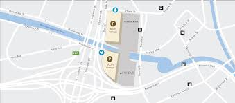 parking map and information providence place