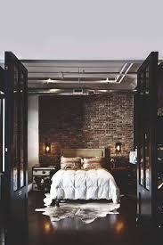 Loft Bedroom Ideas Best 25 Industrial Bedroom Design Ideas On Pinterest Industrial