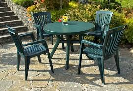 Plastic Patio Chairs Walmart by Plastic Patio Furniture Sets Roselawnlutheran