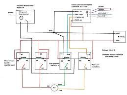 fan switch wiring diagram wiring diagram byblank