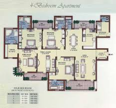 floor plans of vipul belmonte in gurgaon new residential projects