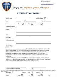 registration form employee registration form in block letters