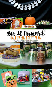 Halloween Spirit Coupons Printable by Boo It Forward Halloween Party Plan Brie Brie Blooms