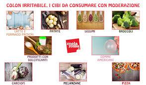 alimenti per combattere la stitichezza colon irritabile ecco quali sono i cibi da evitare melarossa