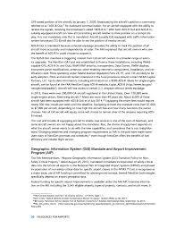 gis resume sample chapter 2 nextgen architecture nextgen for airports volume 3 page 23