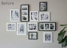 How To Design A Gallery Wall Kids Art Gallery Wall Design Improvised
