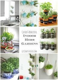 Herb Garden Winter - indoor herb garden ideas creative beautiful and easy ideas for