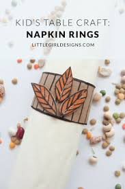 thanksgiving napkin rings craft 189 best fall crap images on pinterest happy thanksgiving