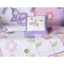 Purple Toddler Bedding Set Sweet Jojo Designs Butterfly Pink And Purple Collection 5pc