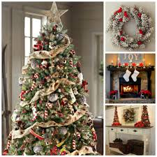 Christmas Decoration For Less by Decorating For The Holidays Less Is More The Simple Home
