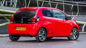 peugeot reviews peugeot 108 puretech 82 2017 review by car magazine