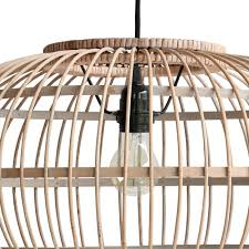 Bamboo Ceiling Light Bamboo Hanging Ceiling Light In Finish Ceiling Lighting Cu