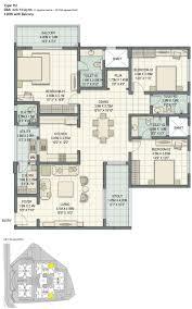 02 floor plan sobha floor plan