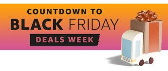 amazon black friday dvd lightning deals calendar reports jungle deals blog