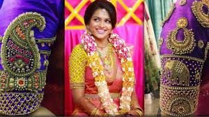 best blouse 7 places for the best bridal blouse designs in chennai