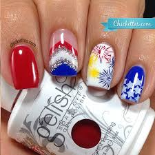 18 awesome 4th of july fireworks nail art designs 2016 fourth of