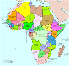 Gambia Africa Map by Travel Africa Making Your Trip Secure