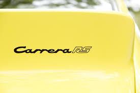 porsche usa logo porsche 911 carrera rs 1973 usa giełda klasyków