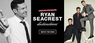 ryan seacrest distinction clothing mens apparel macy u0027s