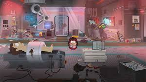 The Or South Park The Fractured But Whole Collect Dna From Or