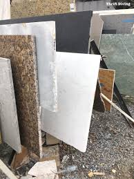 build a diy bathroom vanity part 6 adding a granite vanity top