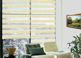 Rica Blinds 2017 Custom Made Luxury Translucent Roller Zebra Blinds In Light