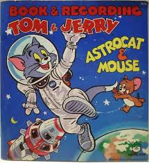 tom u0026 jerry explore outer space records