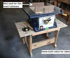 convert circular saw to table saw table for a cheap tablesaw