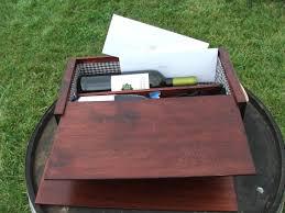 wine box wedding ceremony wine box ceremony weddingbee