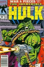 incredible hulk 462 peter david script hulk comic books