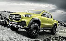mercedes pick up from mercedes a premium pickup the seattle times