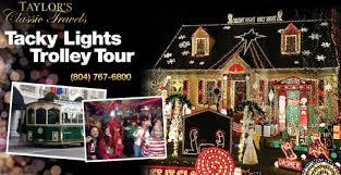 richmond tacky light tour richmond tacky light tours taylor s classic travels vintage style