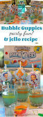 free printables bubble guppies jello recipe and nickelodeon kids