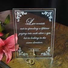 wedding quotes engraving cool luxury wedding gift engraving quotes my wedding site