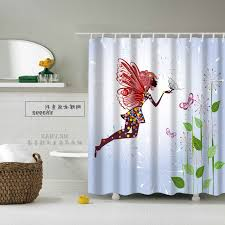 Purple And Brown Shower Curtain Purple Fabric Shower Curtains Ceramics Flooring Beside Glass