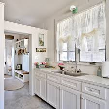 romantic hill country dream shabby chic style kitchen austin