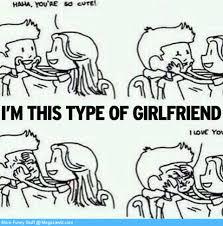 Funny Boyfriend Girlfriend Memes - anyone have a gf like this megalawlz com