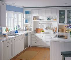 Bathroom With White Cabinets - whitman cabinet door style bathroom u0026 kitchen cabinetry kemper